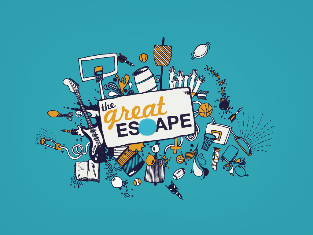 The Great Escape Wallpaper (1024x768)