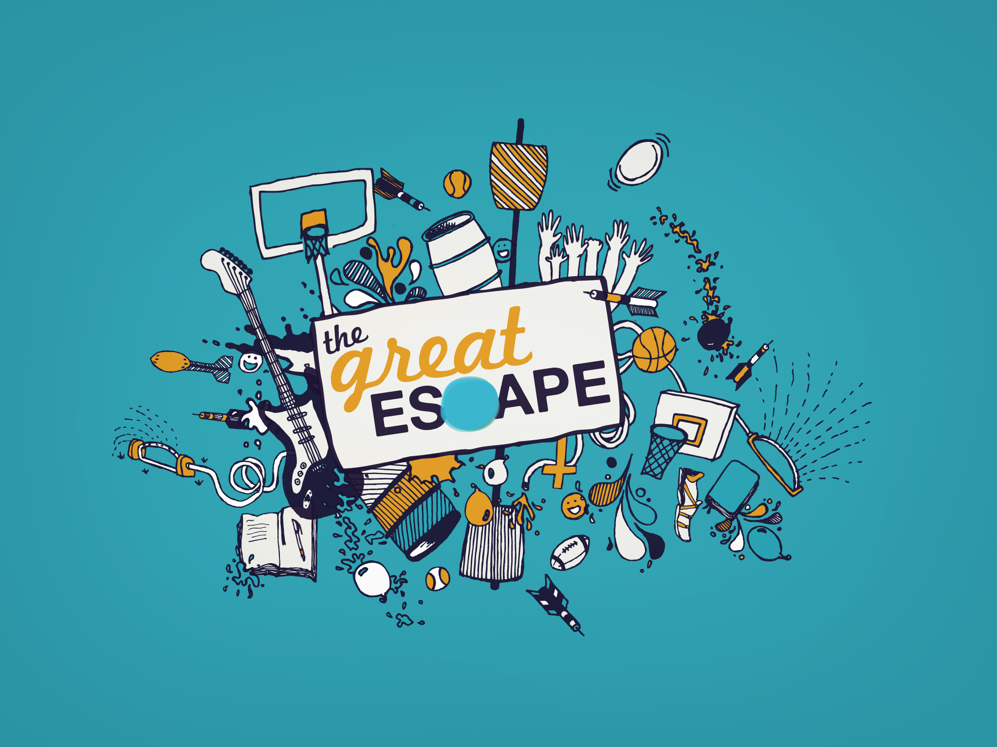 The Great Escape Wallpaper (2048x1536)