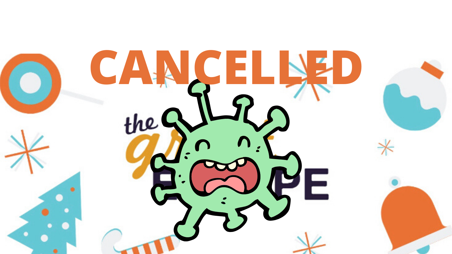 The Great Escape: Lee 2020- CANCELLED DUE TO COVID19 RESTRICTIONS