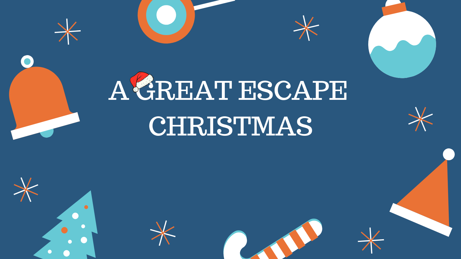 The Great Escape: Johnstown